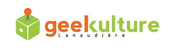 Logo de Geekulture Lanaudière