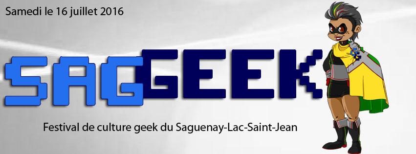 Logo du premier SagGeek