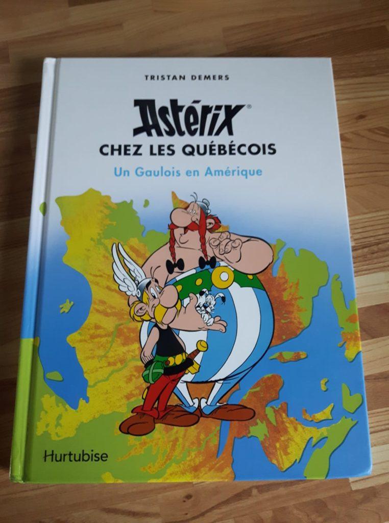 Astérix chez les Québécois