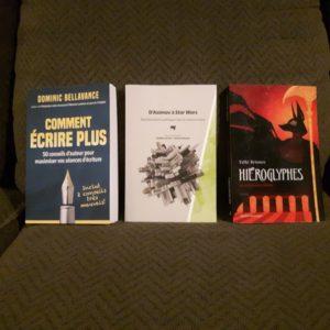 Livres du Congrès Boréal