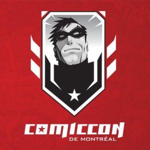 Comiccon de Montréal