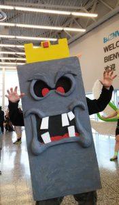 Visiteur de conventions